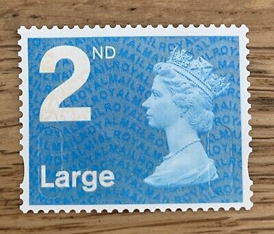 100 2nd Class Large Unfranked Stamps Security Type Off Paper No Gum Stamp Cheap