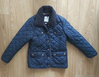 Jasper Conran Girls Jacket  Age 6-7 Years