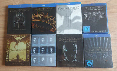 Game of Thrones - komplette Serie Staffel 1 - 8 - BluRay