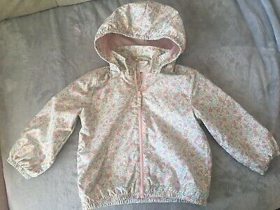 H&M Baby Girl Jacket 12-18 Months