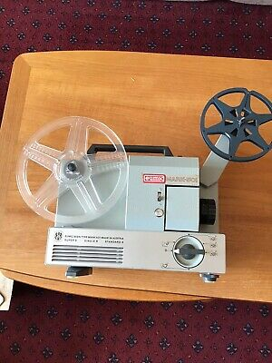 Eumig Mark 501 dual 8mm projector