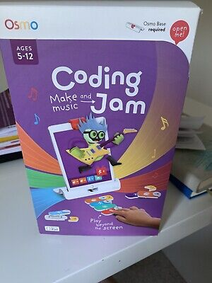 Osmo Coding Jam Educational Game