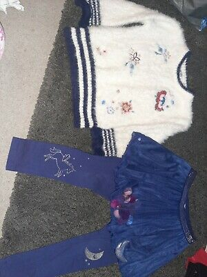 Girls outfit 3-4 years Marks And Spencer