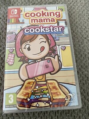Cooking Mama Cookstar - Nintendo Switch (2020)