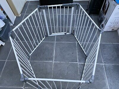 Used Playpen - White - Good Condition