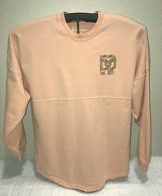 Walt Disney World Parks Authentic, Rose Gold Spirit Jersey, Size: Small