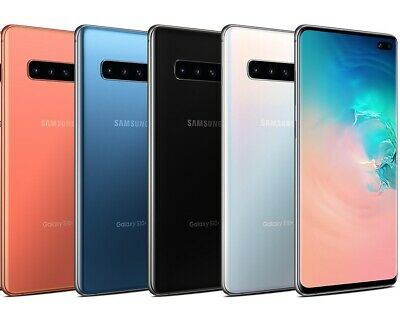 BRAND NEW Samsung Galaxy S10+ Plus SM-G975U -  128 GB  -  AT&T / Cricket ONLY