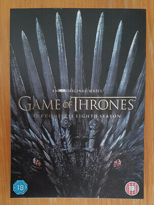 Game of Thrones - Staffel 8 DVD Deutsch Ton