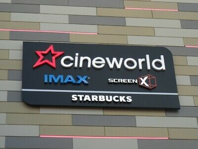6 x CINEWORLD Cinema Tickets (CLUB LLOYDS) EXPIRY: 30/05/2021 +FAST DELIVERY+