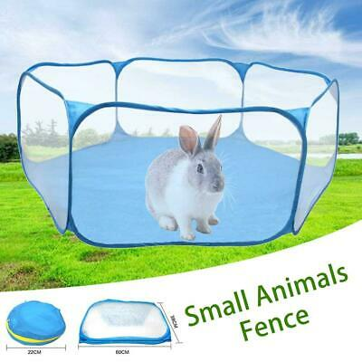 Cozy Pet Playpen Dog Rabbit Puppy Play Pen Cage Folding Run Fence Guinea ge