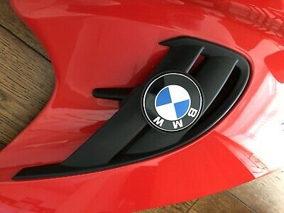 BMW F650GS 2000/2007 Right main side fairing RED