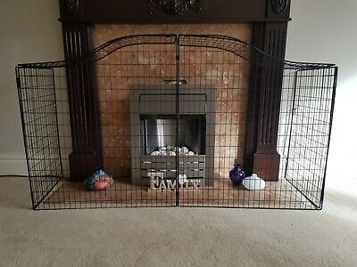 Baby safety fire guard
