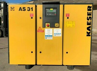 25Hp Air Compressor, Kaeser Screw Compressor #1333