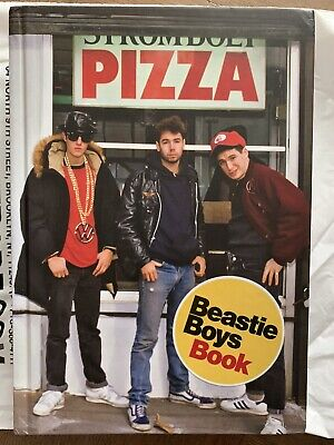 Beastie Boys Book Signed Mike D Diamond Ad Rock Adam Horovitz Autograph 1St Edit