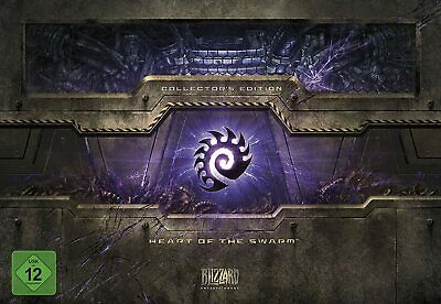 StarCraft II - Heart of the Swarm - Collectors Edition