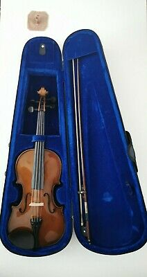 4/4 Full Size Student Violin Fiddle Set with Bow, Carry case and Rosin