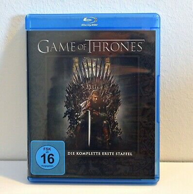 Game of Thrones Staffel 1 Blu-ray Disc
