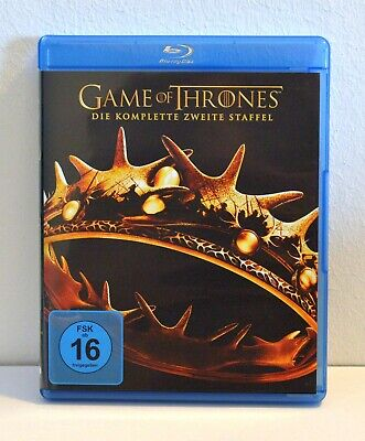 Game of Thrones Staffel 2 Blu-ray Disc