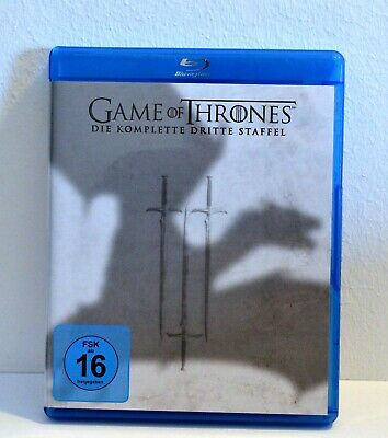 Game of Thrones Staffel 3 Blu-ray Disc