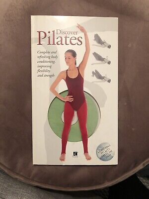 Discover Pilates Book and DVD