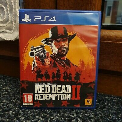 Red Dead Redemption 2 PS4 ITA PlayStation 4