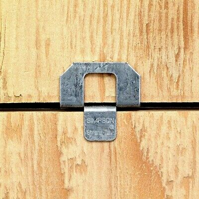"200 SIMPSON STRONG-TIE, PSCL 19/32"" Panel Sheathing Clips"