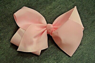 Girls Fab Pink Hair Bow - In Very Good Condition