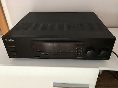 Kenwood KR-A3080 AM-FM Stereo Receiver