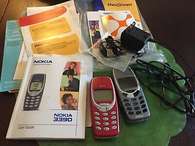 Nokia 3390 Plus Extra New Cover &. User Guide