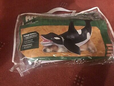 Animal Planet Dolphin Dog Costume Size Small
