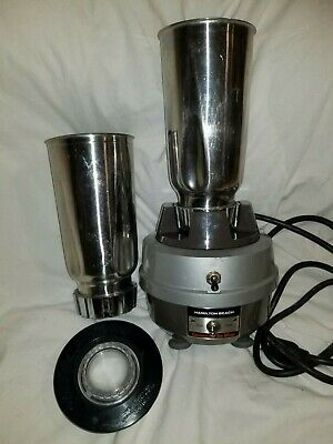 Hamilton Beach commercial bar mixer, two speed, model 909-1