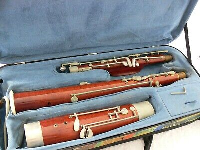 Bernd Moosmann Waiblingen Bassoon for children (Fagottini)!
