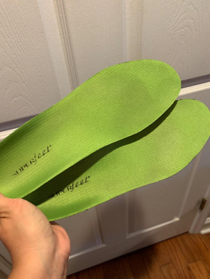 Superfeet GREEN Insoles, Professional-Grade High Arch Support, Orthotic Inserts