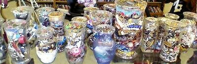 STUFFED BOX 2+ Pounds Vintage Now Jewelry Junk Craft Lot Parts Necklace Brooch
