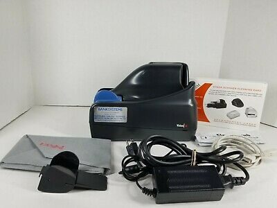 Panini Vision X Check Reader Scanner E172976