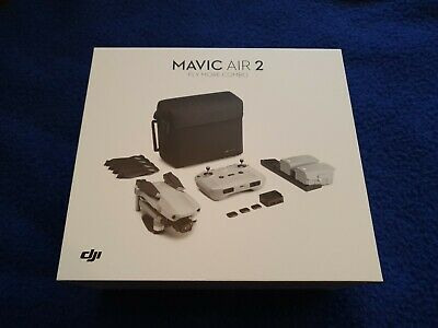 DJI Mavic Air 2 Fly More Combo Drohne 4K