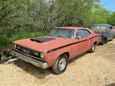 1970 Plymouth Duster  1970 Plymouth Duster 340 Clone Straight Body Good Builder Not many around