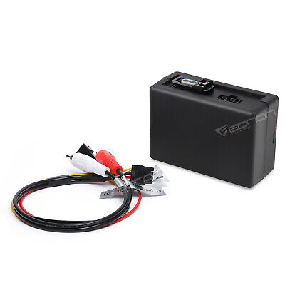 A0581 Optical Fiber Decoder Box Für BMW E90-E93 Autoradio Logic 7 Radio Optic