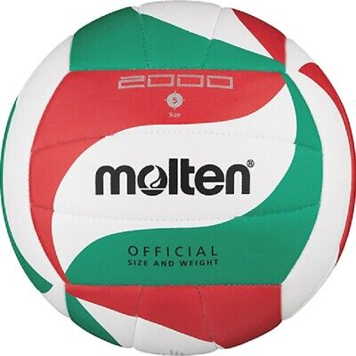 Molten Volleyball V5M2000 Top Trainingsball Synthetik-Leder Ball NEU NEW Gr. 5