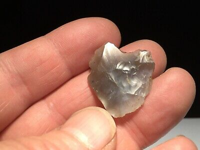 Neolithic/bronze Age Worked Flint.prehistoric