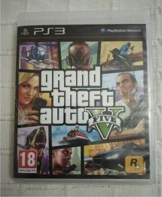 Ps3 Juego Gta V - Grand Theft Auto 5.
