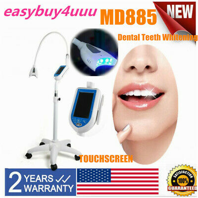 Dental Mobile Teeth Tooth Whitening Machine Cold LED Bleaching Light Accelerator