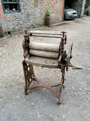 Washing Mangle Ewbank Speedy Antique