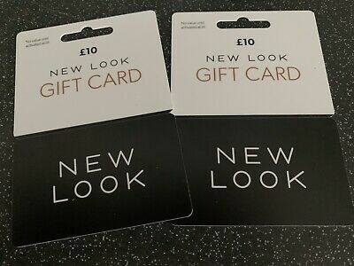 New Look Gift Card £20 Value. Unwanted gift.