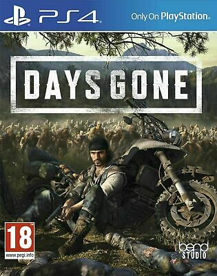 Days Gone (PS4) NEW SEALED