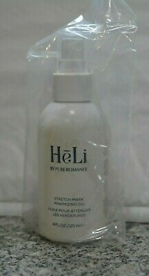 Heli by Pure Romance Stretch Mark Minimizing Oil