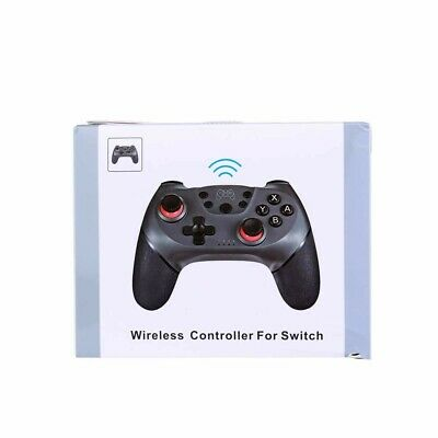 NEW Nintendo Switch Bluetooth Wireless Pro Controller Gamepad Joypad Joystick