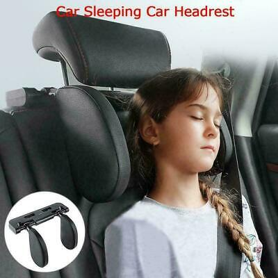 Car Seat Pillow Headrest Neck Support For Kids Adult Travel Cushion C8X6 P3O9