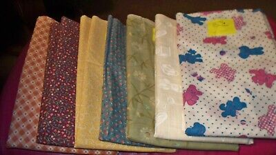More Assorted Cotton Fabric Unbranded #226 U-PICK 1