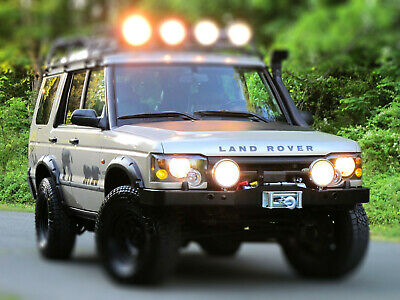 2003 Land Rover Discovery HSE 2003 LAND ROVER DISCOVERY HSE *LIFTED OFF-ROAD READY* ... 169,111 Original Miles